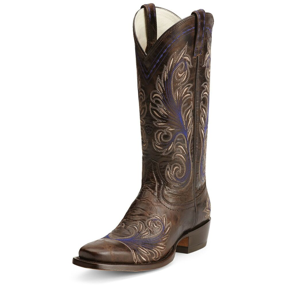 Simple Square Toe Womens Cowboy Boots Square Toe Womens Cowboy Boots