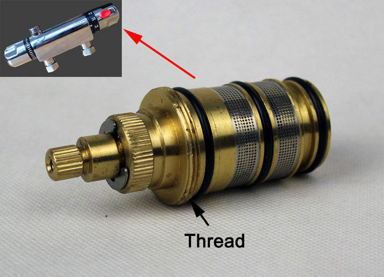Thermostatic Cartridge For Thermostatic Shower Mixing