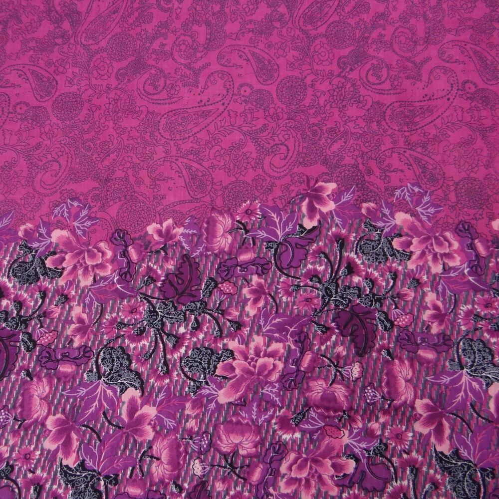 Floral printed dressmaking pink cotton craft fabric for for Dressmaking fabric