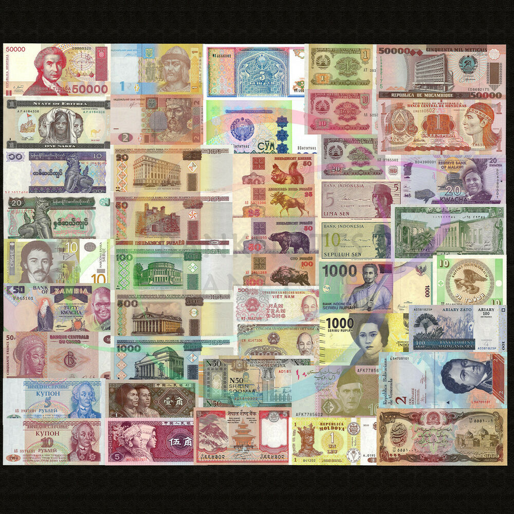 Where can i sell my foreign currency