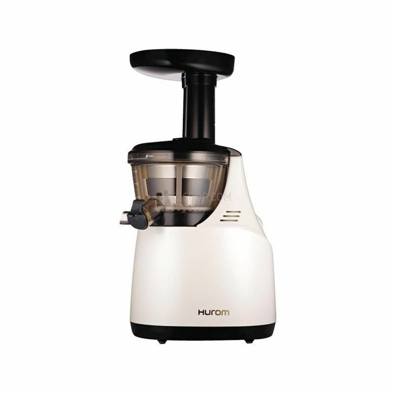 Hurom Slow Juicer HE Serie (HU-500) Ivory Wei? Saftpresse Entsafter HE-IBE04 eBay