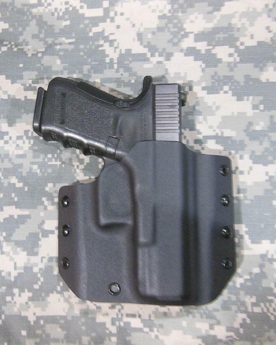 Kydex Tactical OWB Holster - Glock 30S | eBay