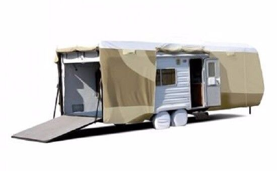 Adco Designer Rv Trailer Cover Toy Hauler Fits 28 1 30 Ft