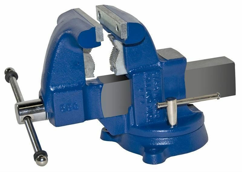 Yost 55c 5 1 2 Tradesman Bench Vise Made In The Usa Ebay