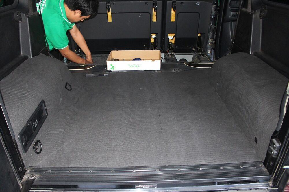Pingjing Butyl Rubber Extreme Acoustic Liner Car Sound
