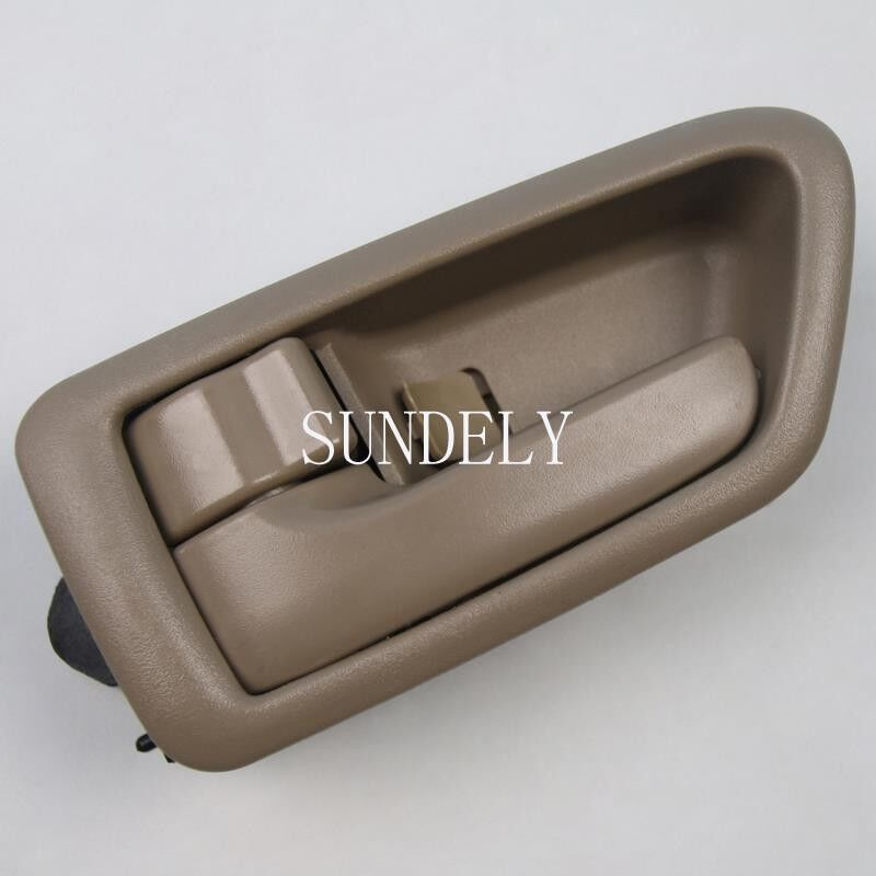 Front rear left driver side inside door handle for toyota for 01561 left rear door