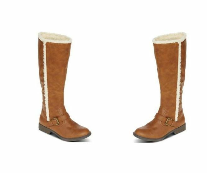 71321044c0031 Women39s k9 by rocket dog falala tall boots with faux fur for K9 by rocket  dog