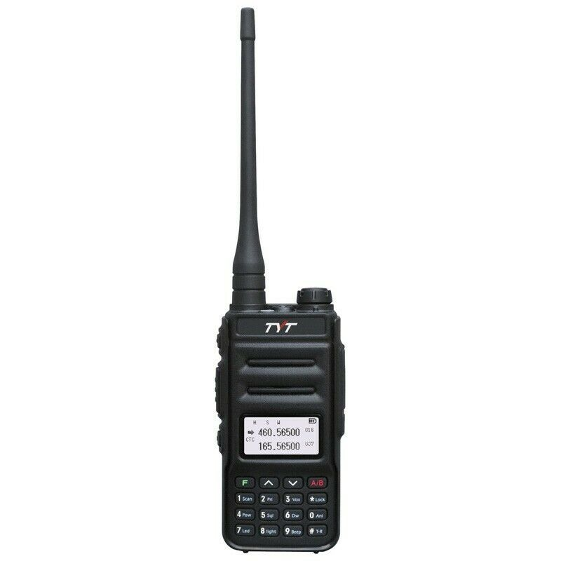Tyt Th Uvf1a Dual Band Vhf Uhf Handheld Fire Radio Pager