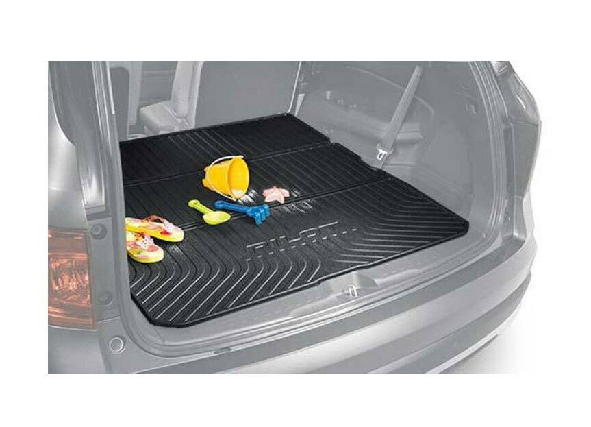 Genuine Oem Honda Pilot Folding Cargo Tray 2016 2017 Mat