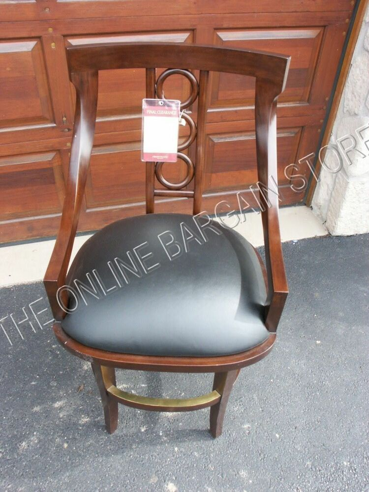 Frontgate Trilogy Barstool Chairs Stool Counter Height