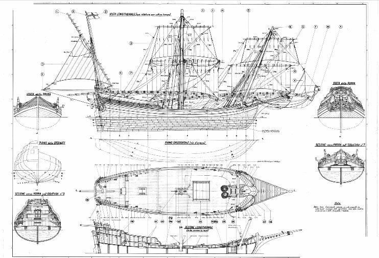 Collection of 26 high quality model ships plans on cd ebay for Pianificatore di blueprint gratuito