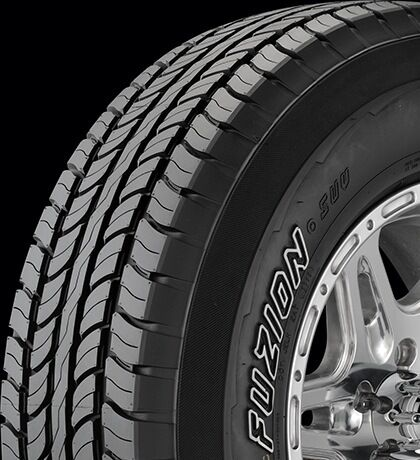 Bridgestone Tire Deals >> Fuzion SUV 265/70-17 Tire (Set of 4) | eBay