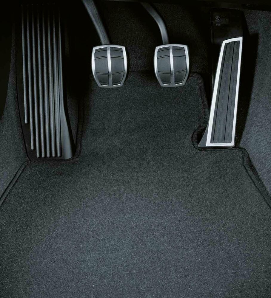 Bmw Genuine Tailored Velour Car Floor Mats Set E90 E91 3