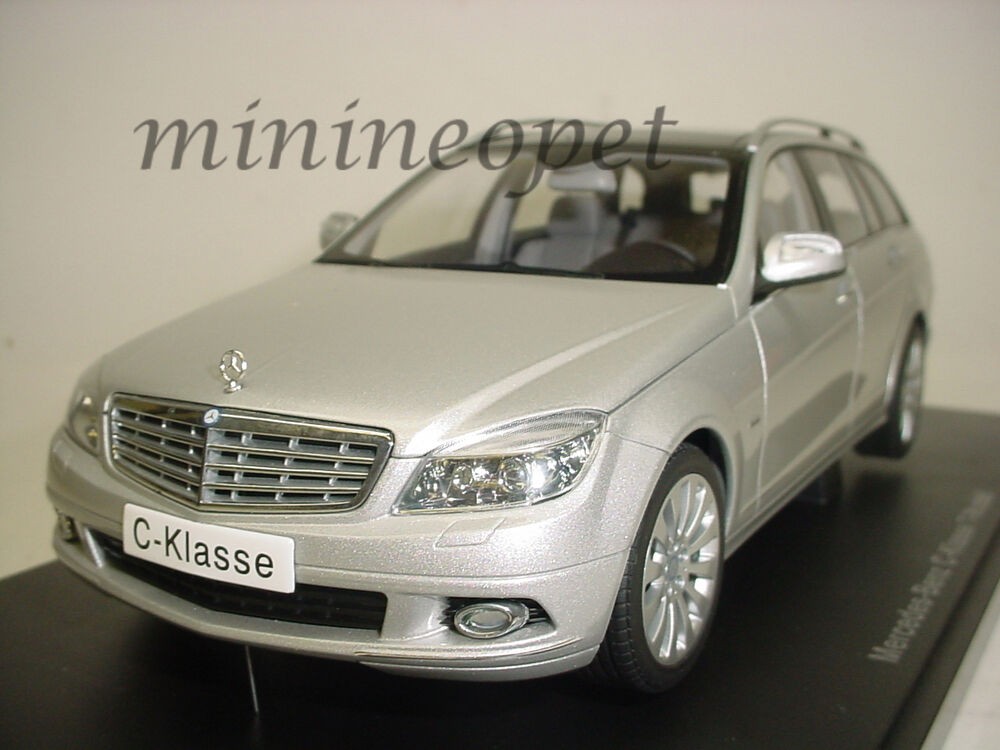 Autoart 76266 mercedes benz c class klasse wagon t modell for Diecast mercedes benz