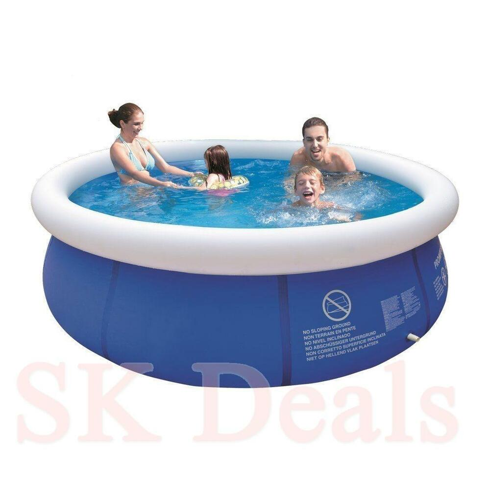 New Jilong 10ft 10 39 Foot Prompt Set Paddling Pool Family Childrens Swimming Gard Ebay