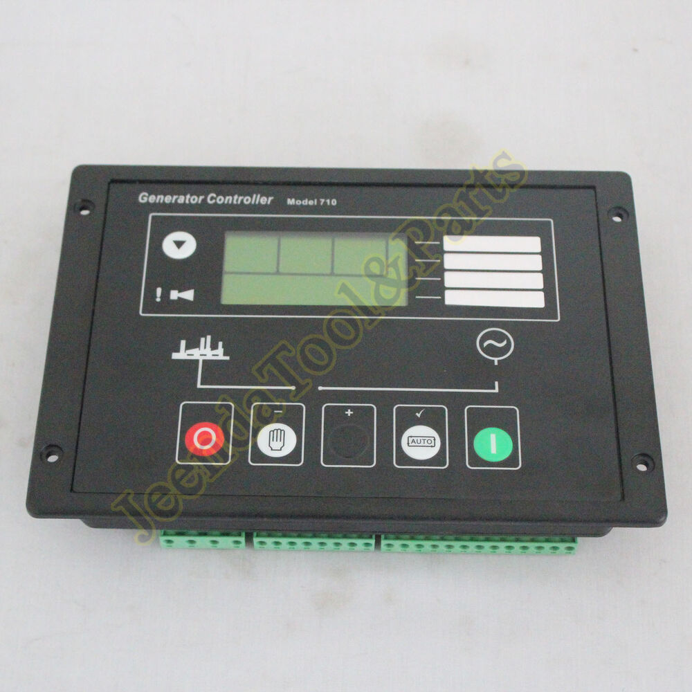 Start control panel dse710 for deep sea electronics spare parts ebay