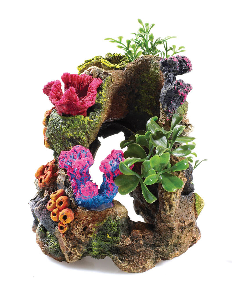 Classic coral garden 15l biorb aquarium ornament fish tank for Aquarium decoration ornaments