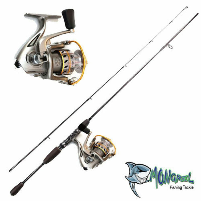 New rod reel combo spinning rod reel great value 2000 for Fishing rod ultra sun