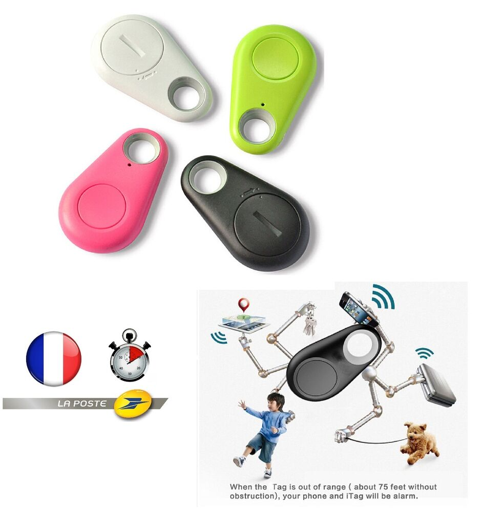 mini tracker gps bluetooth chien chat collier porte clef. Black Bedroom Furniture Sets. Home Design Ideas
