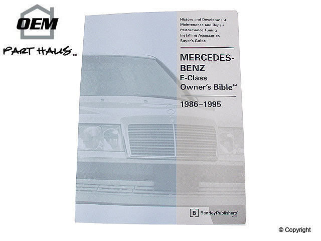 mercedes w124 repair manual pdf