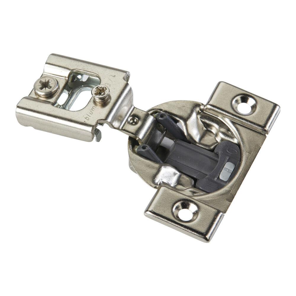 Kitchen Cabinet Soft Close Hardware: BLUM BLUMOTION 38N CABINET HINGES 3/4 OVERLAY SOFT CLOSE