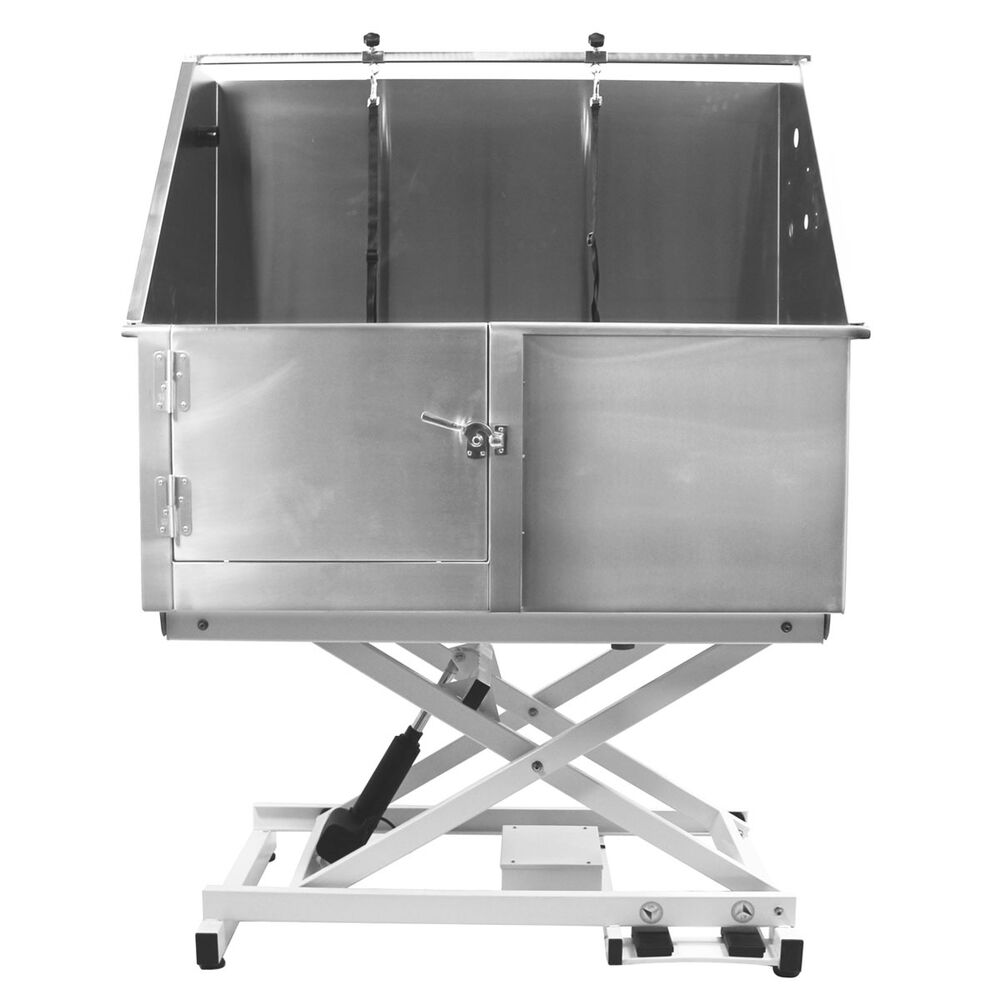 Flying Pig 174 Stainless Steel Electric Hydraulic Lift Pet