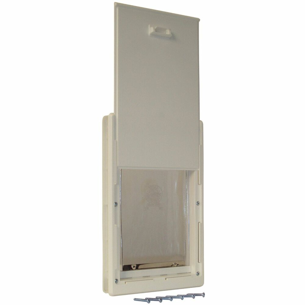 Extra Large Pet Dog Cat Door Flap Patio Entry Entrance