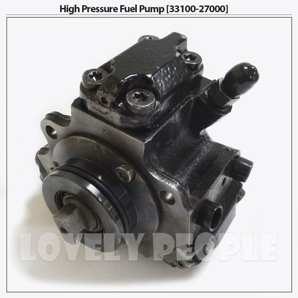 Diesel Fuel High Pressure Pump 33100 27000 For Hyundai