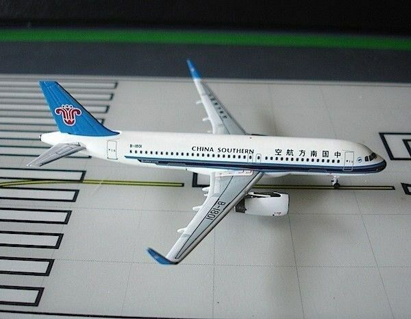China Southern Airbus A320 232 Sharklet B 1801 1 400 Scale