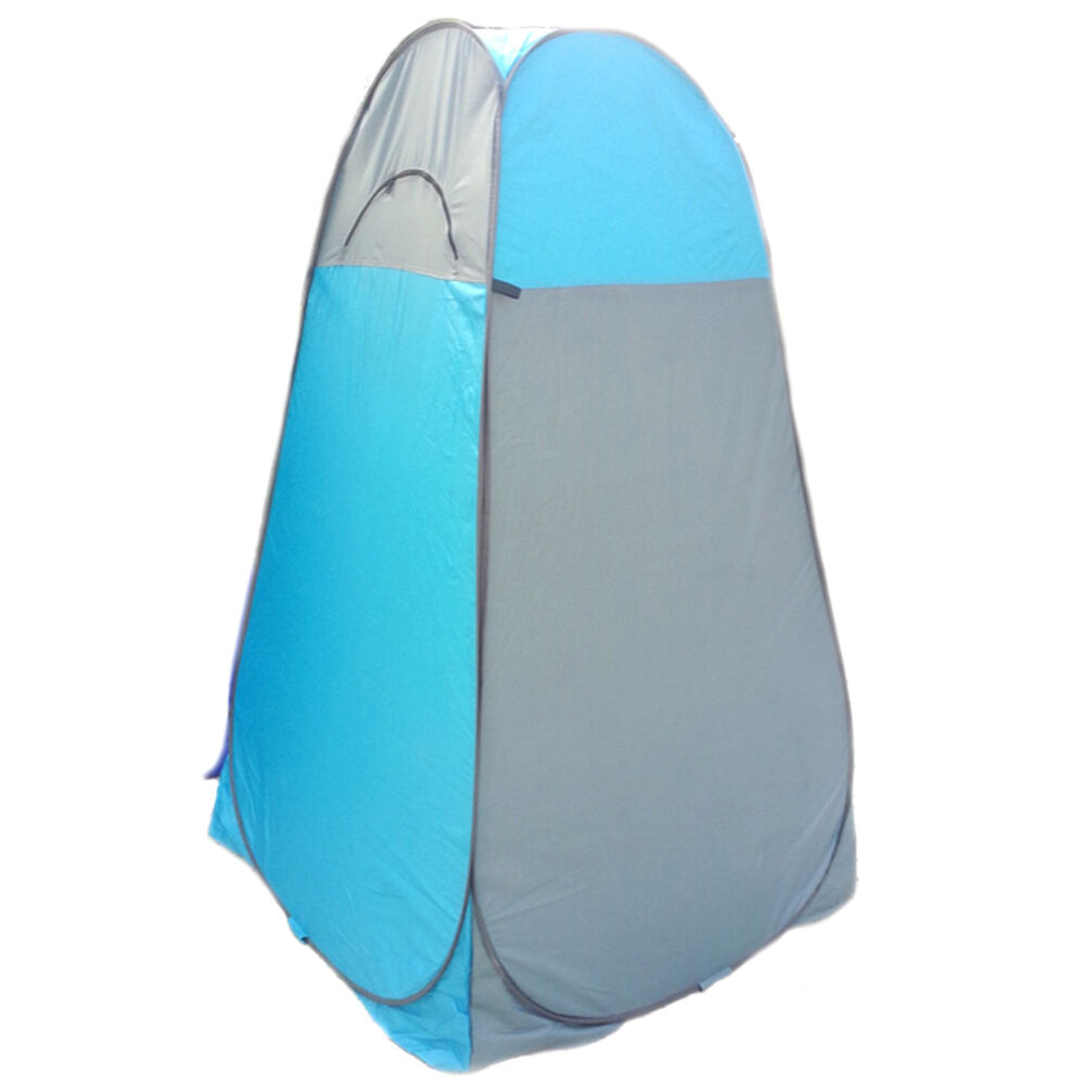 Portable Pop Up Dressing Changing Tent Camping Beach Toilet Shower ...