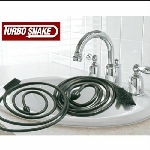 kitchen sink clog remover the best turbo snake sink snake drains fixed clog 5680