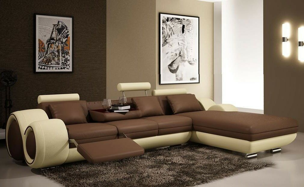 ledercouch mehr als 200 angebote fotos preise. Black Bedroom Furniture Sets. Home Design Ideas