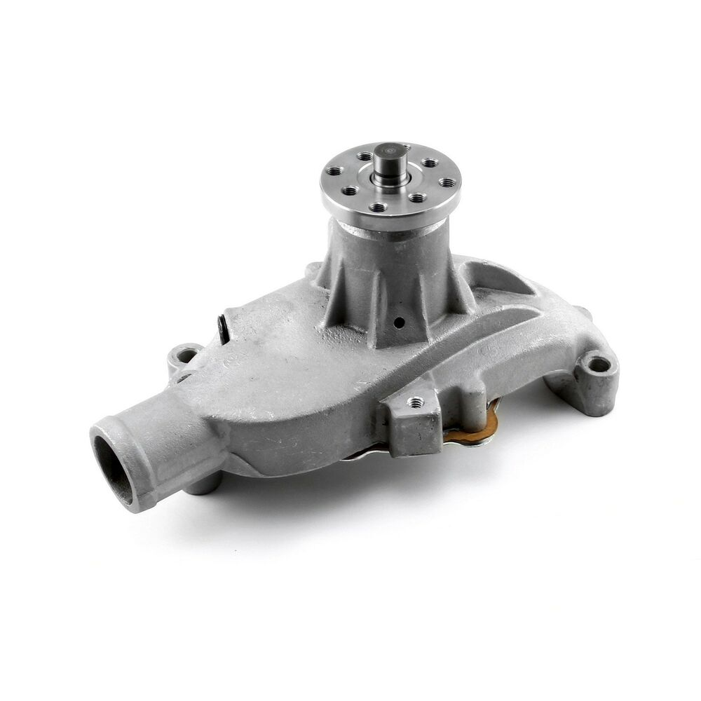 Chevy SBC High Volume Short Water Pump High Flow Small