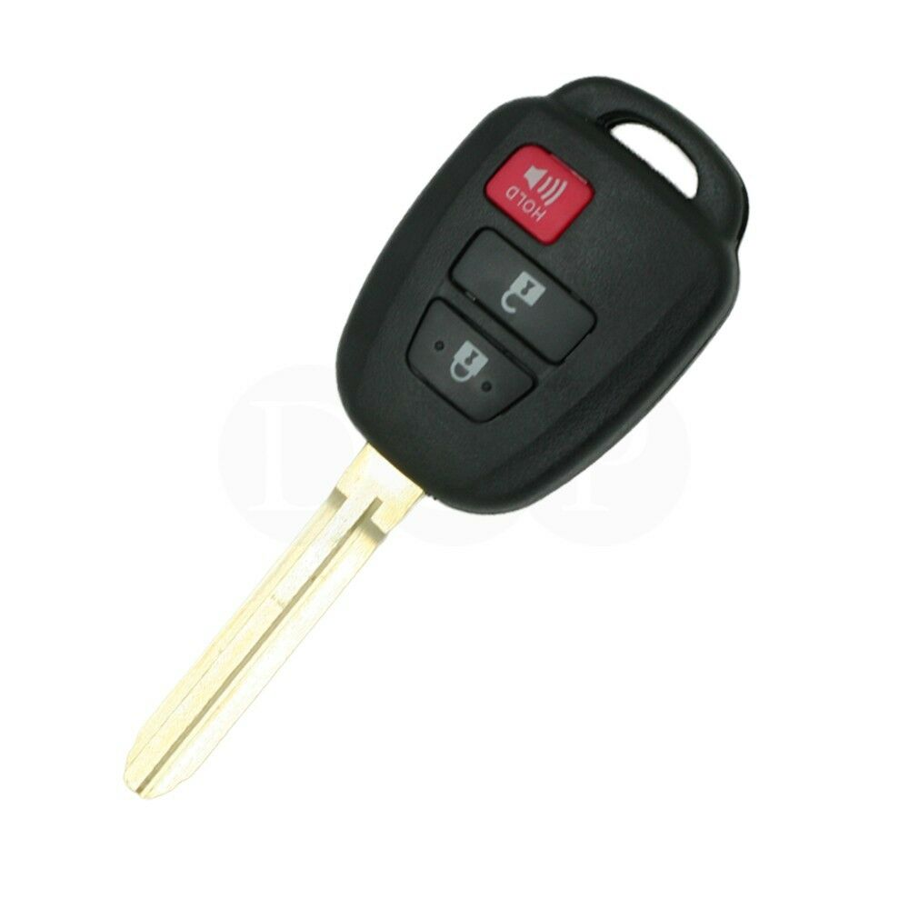Remote Key Shell Blank Fit For Toyota Remote Case Fob