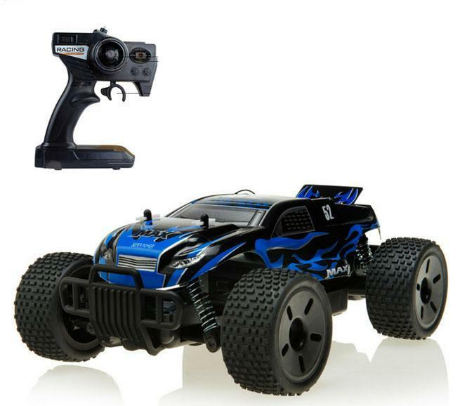 New High Speed RC Truck Car Off Road Radio Remote Control