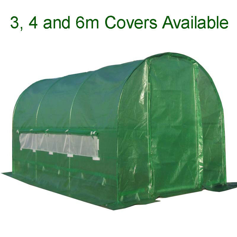 Replacement Cover For Polytunnel Greenhouse Pollytunnel