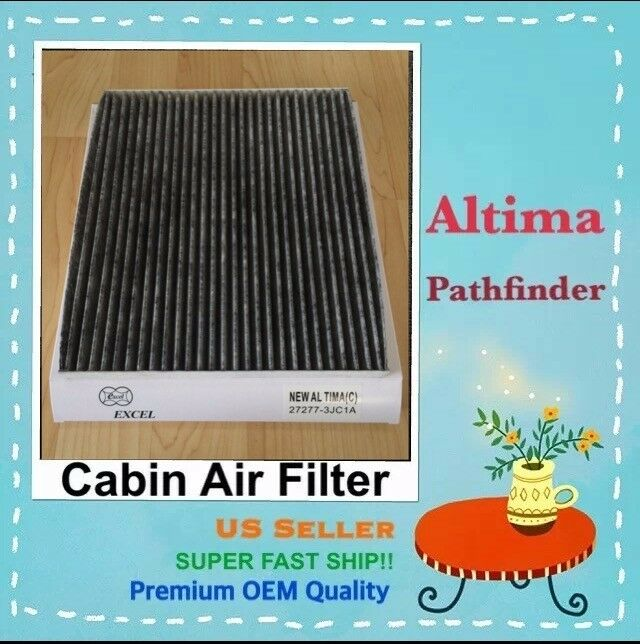 for nissan carbonize cabin air filter new altima. Black Bedroom Furniture Sets. Home Design Ideas