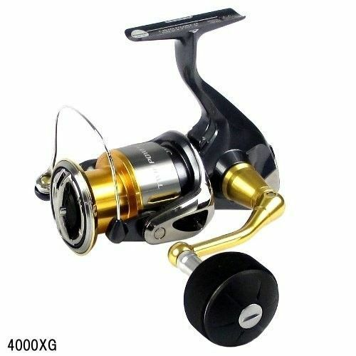 Shimano twin power sw spinning reel usa version brand new for American made fishing reels