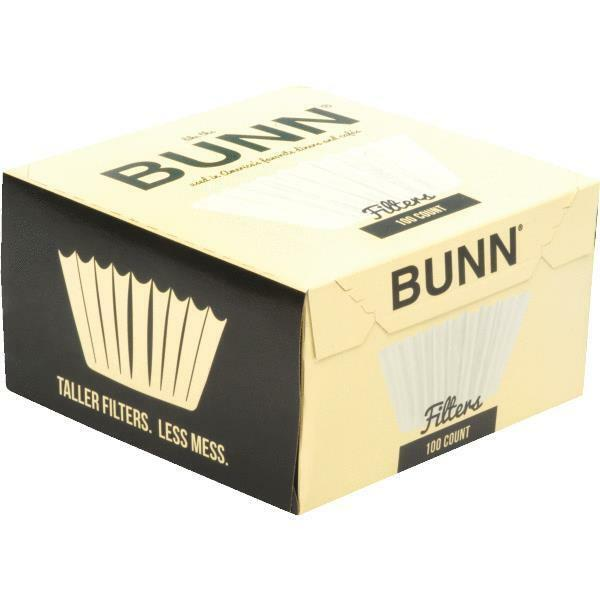 New Bunn Coffee Filters Home Brewer BCF100-B 100 Count Box * eBay