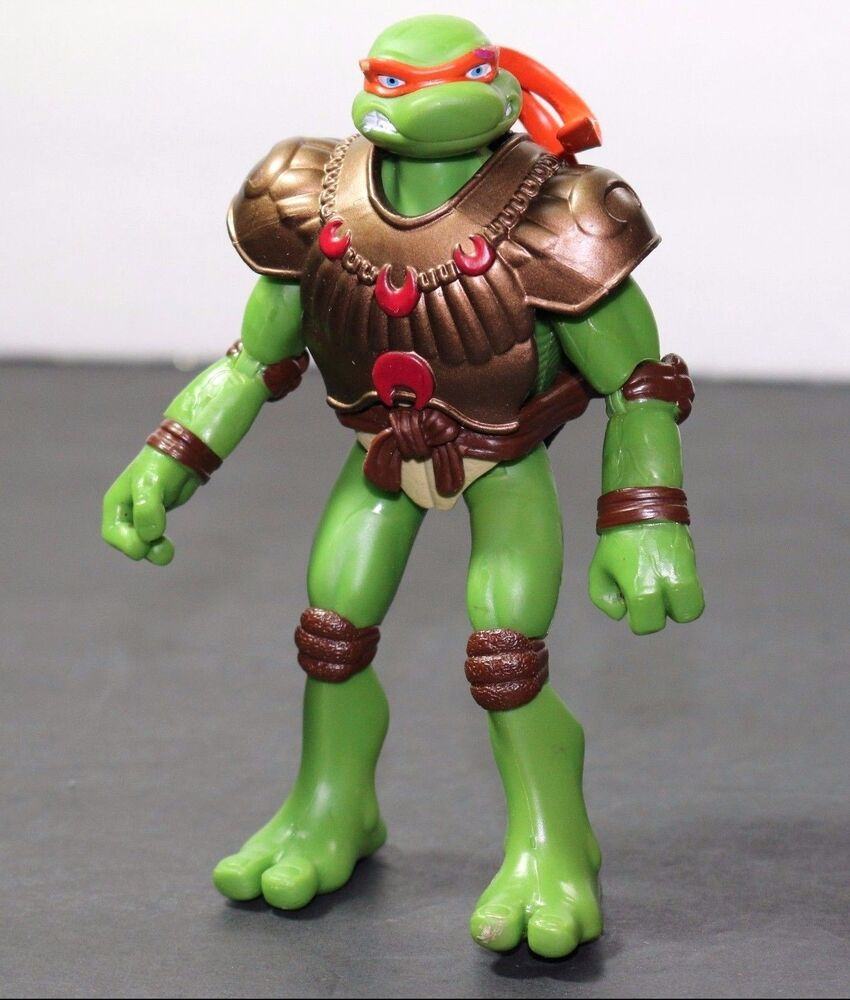 Teenage Mutant Ninja Turtles 2003 Toys : Mirage studios playmates toys tmnt teenage mutant