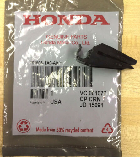 Genuine OEM Honda Accord Hood Prop Rod Holder Clip 2008 - 2012