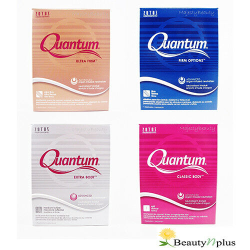 Zotos Professional Quantum Perm Kit Choose From 4 Type Ebay