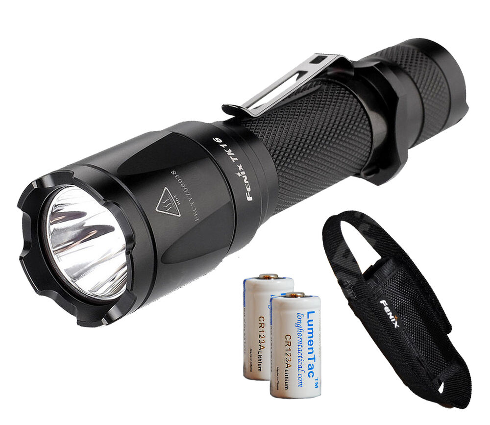 fenix tk16 1000 lumens tactical led flashlight w instant strobe batteries ebay. Black Bedroom Furniture Sets. Home Design Ideas