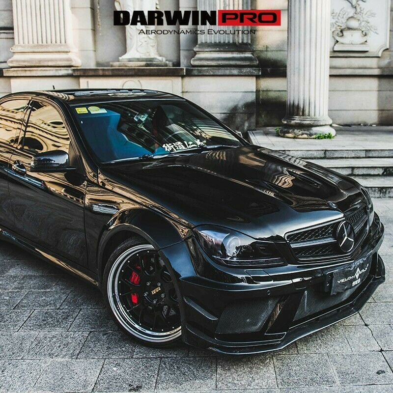 2012-2014 Mercedes Benz C63 4DR Sedan AMG Black Series BE