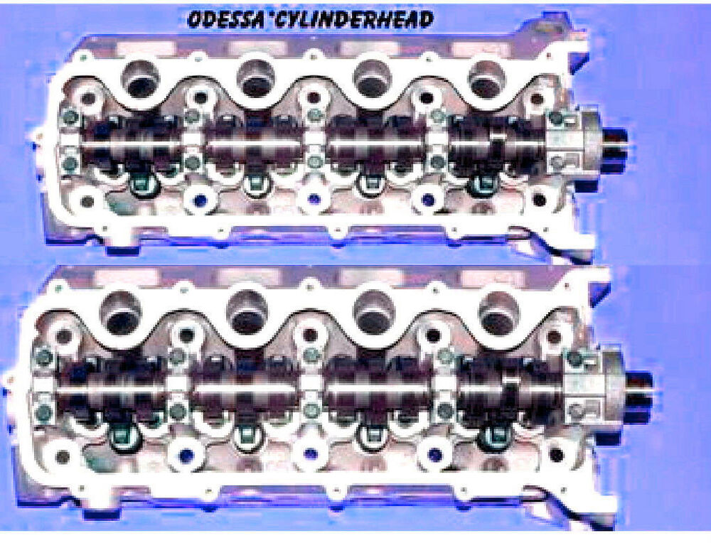 how to break in new cylinder heads