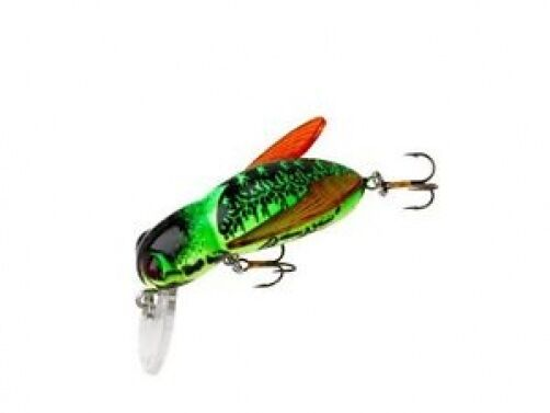 Topwater lure bluegill bass fishing new 1 1 2 lifelike for Bluegill fishing lures