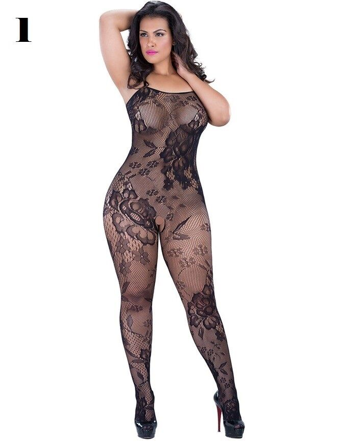 Are not sexy plus size crotchless lingerie