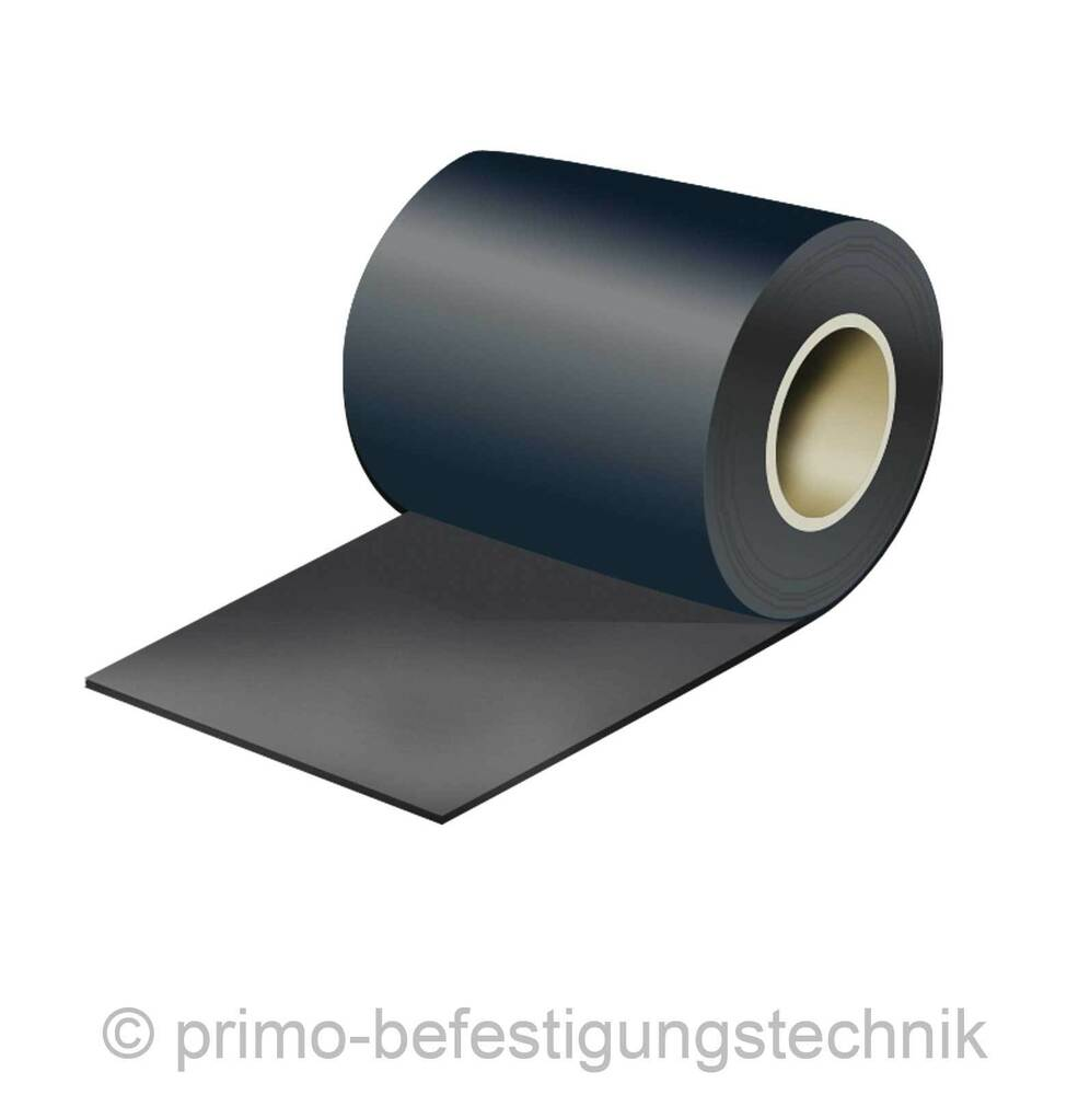 25 meter 1 12 m epdm folie outside dachfolie 1 2mm breite 100mm ebay. Black Bedroom Furniture Sets. Home Design Ideas