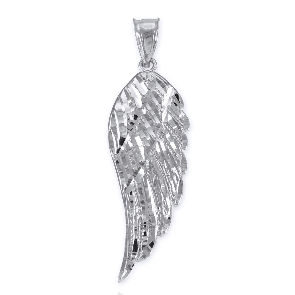 Diamond Angel Necklace