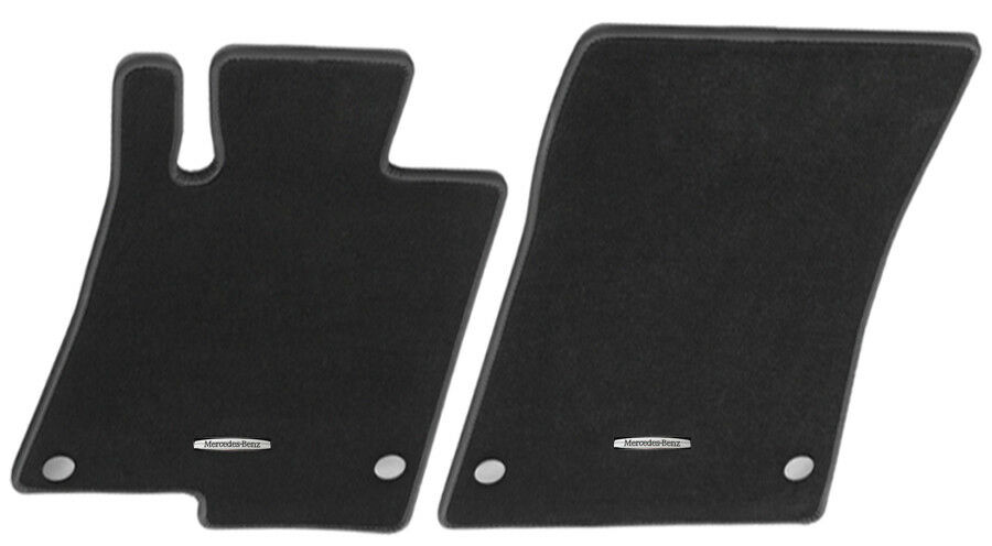 mercedes benz genuine oem carpeted floor mats slk class 2012 to 2016. Cars Review. Best American Auto & Cars Review